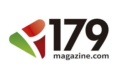 Logo 179 Magazine