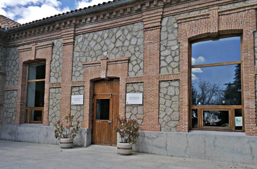 Antiguo Matadero – Biblioteca
