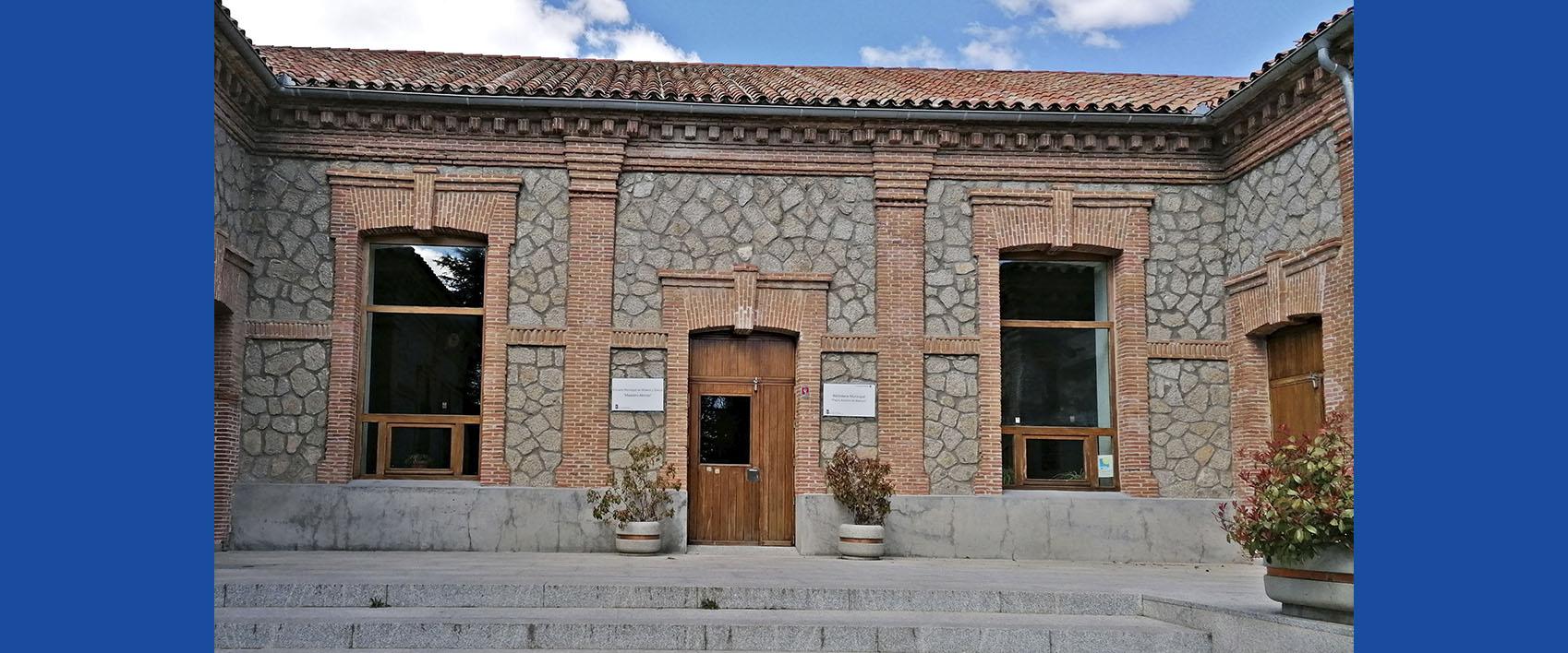Antiguo Matadero - Biblioteca