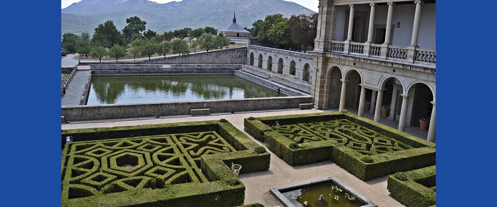 Jardín de los Frailes